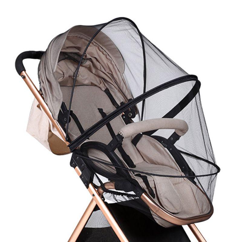 Москитная сетка для детской кроватки, безопасная коляска с защитой от клопов, аксессуары для детской коляски, москитная се