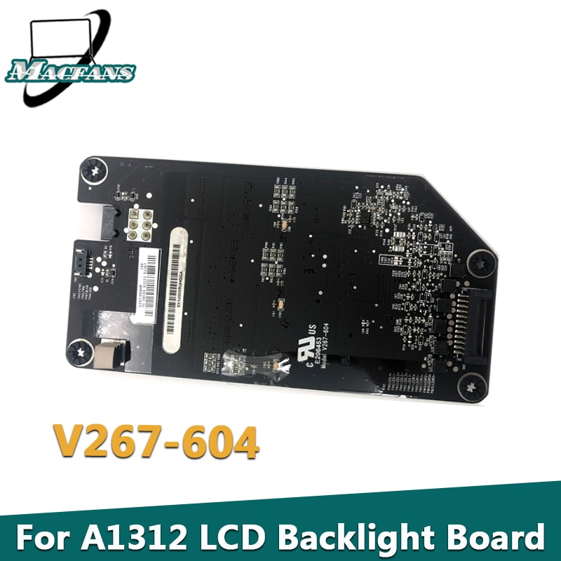 "Nuevo Original A1312 retroiluminación LCD junta para iMac 27 ""A1312 LED retroiluminación de pantalla placa del inversor 605-3035, 2010, 2011 V267-604"