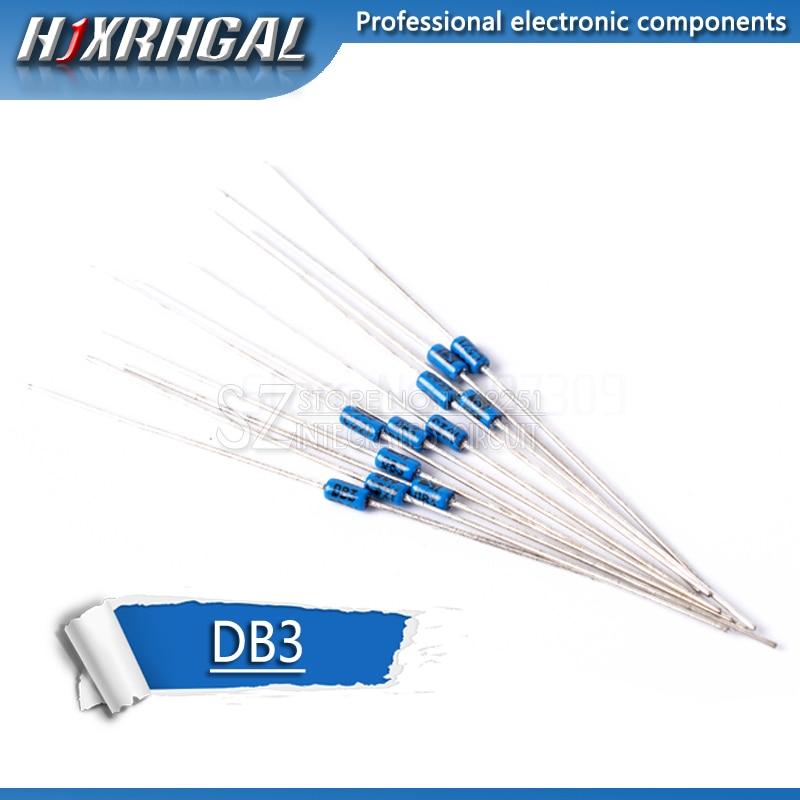 1 PIÈCES DB3 DB-3 Diac Diodes De Déclenchement DO-35 DO-204AH hjxrhgal