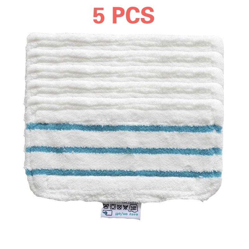 3/5 piece of Bai Jie cleaning pad floor cleaning napkin dust cloth for Black & decker FSM1600 FSM1610 FSM1620 FSM1630 steam mop
