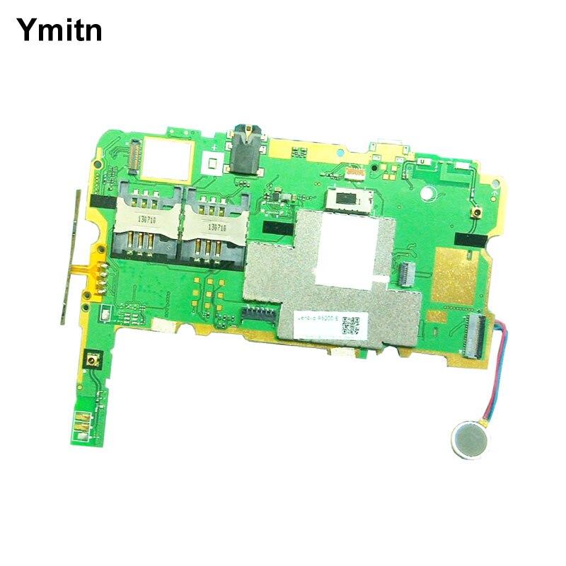 Ymitn lectronic لوحة اللوحة اللوحة لوحات الدوائر مع البرامج الثابتة لينوفو اللوحي A5000 A5000E A5000-E