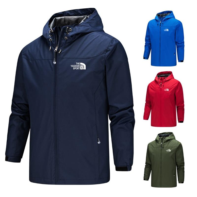 Winter Men's Outdoor Warm Waterproof Jacket Hiking Camping Men Windbreak Trekking Coat Ski Suit Mountaineering wear wholesale
