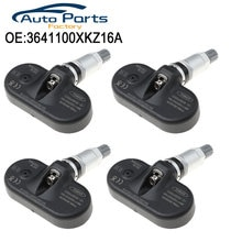 4PCS New High Quality Tire Pressure Sensor TPMS For Great Wall Haval H6 434MHZ 3641100XKZ16A Car Acc