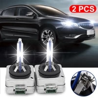 2pcs super bright headlights kit d1s d2s d3s d4s 4300k 6000k hid bulbs hid xenon headlight bulb automobiles headlamps 12v 35w