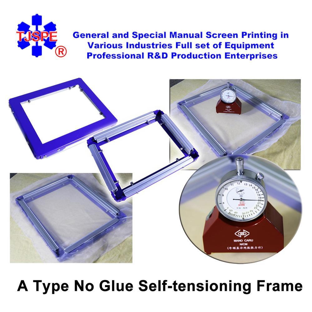 Moldura de Impressão de Tela 006071 a tipo 2330 Auto-tensão Pequena