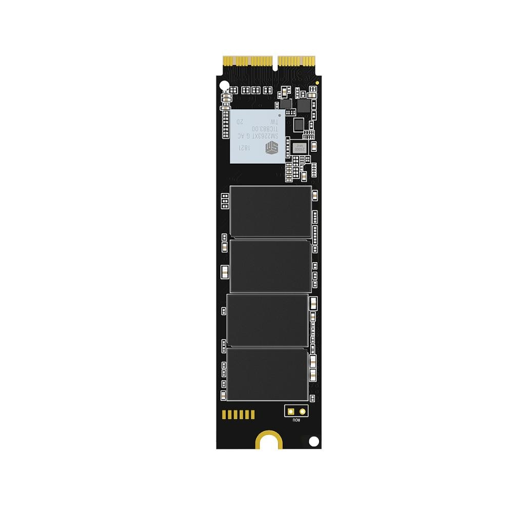 INDME M.2 SSD PCIe SSD 256GB 512GB 1TB Gen3x4 3D NAND Flash SSD M2 NVMe SSD Hard Drive for 2013-2017Mac/MacBook Air/Macbook Pro