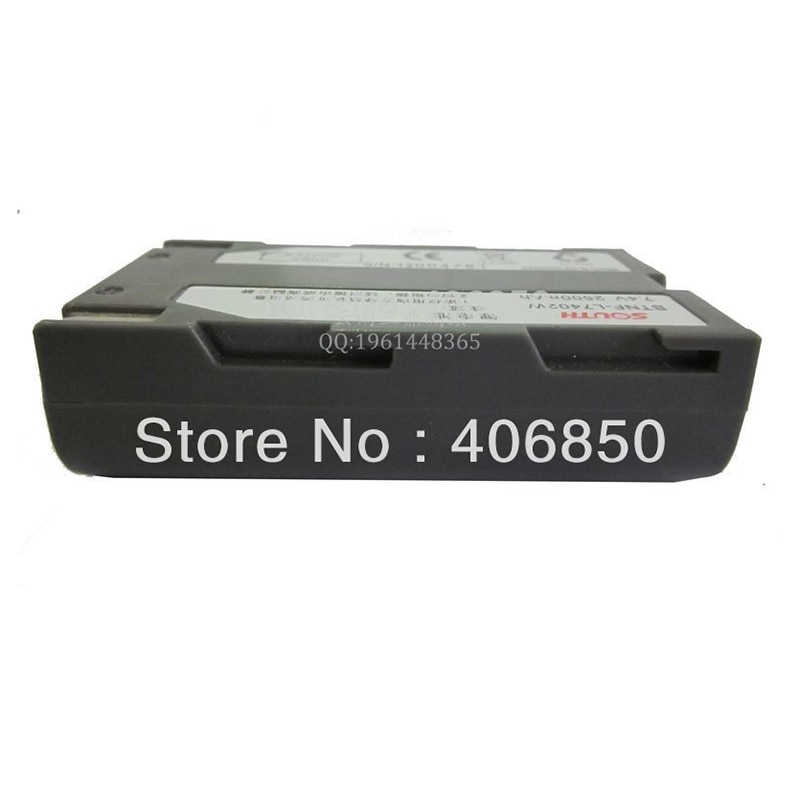 S82 S82T 9600 بطارية GPS المضيف البطارية 2500mAh نظرة للمعيار حجم RTK الجنوبية لينغ روي