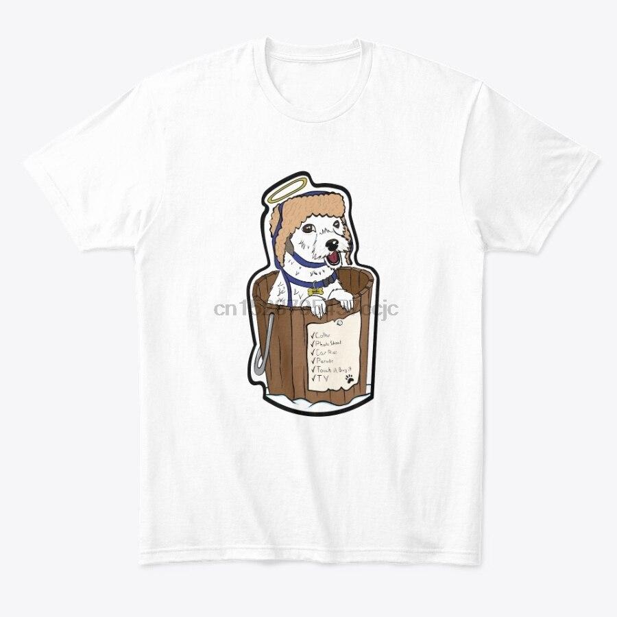 Men T Shirt Wolfie's Bucket List Women T-Shirt