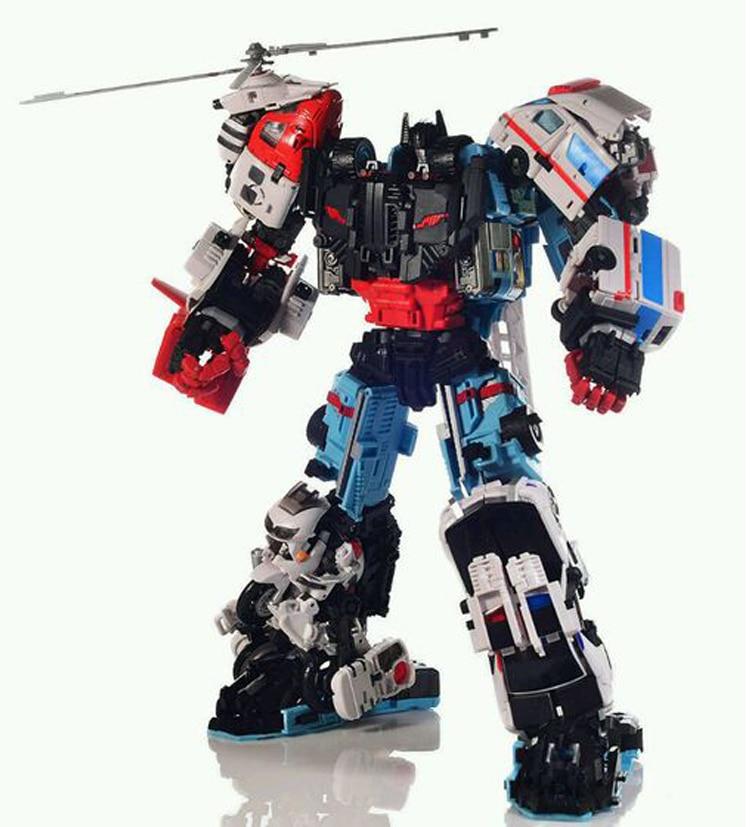 MT 5 في 1 KO عمل الشكل روبوت جمع ألعاب مشوهة التحول نعم نموذج YM YM-17 YM17 فولكان هوت سبوت MTCM-04C