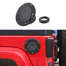 Газовый топливный бак Кепки крышка и резиновое уплотнительное кольцо для Jeep Wrangler JK 2007 2017 2/4 двери автомобиля Elantra Accent Tucson внешние аксессуары из АБС пластика металла