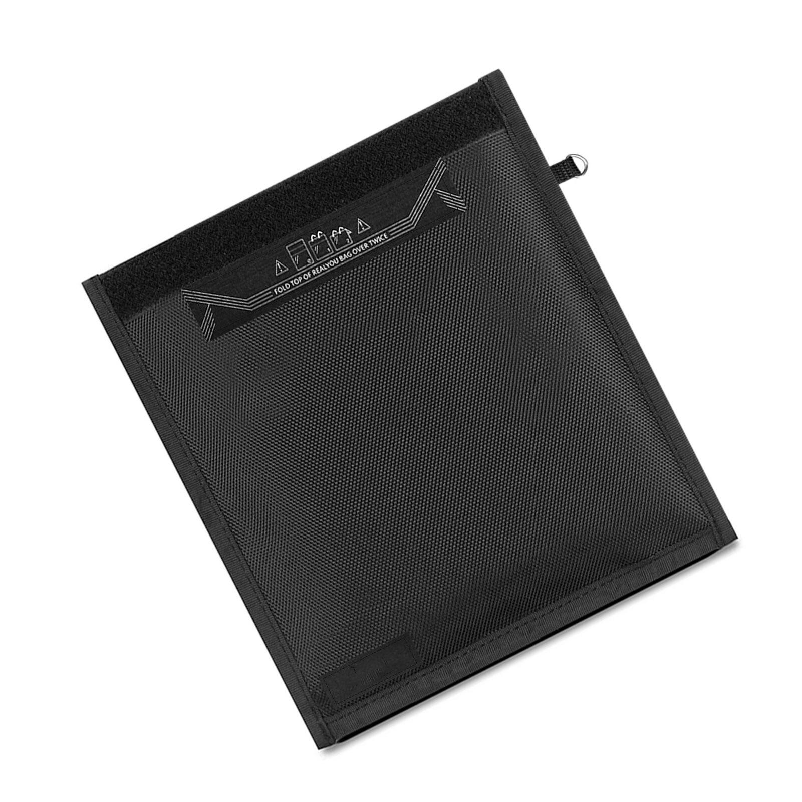 para o portatil do ipad rfid sinal que protege o saco do ziper caixa de blindagem