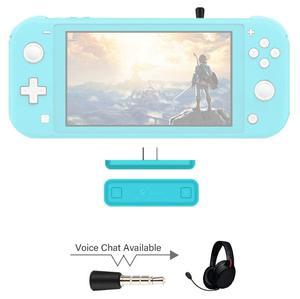 Image 1 - Беспроводной аудиопередатчик GuliKit NS07 Pro, маршрут Air, голосовой чат, USB C, Bluetooth, аудиоадаптер для Nintendo Switch Lite, PS4, ПК