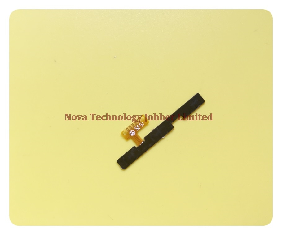 Wyieno Lenny2 Switch on/off Volume Ribbon For Wiko Lenny 2 Power Button Flex Cable Replacement Parts