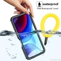 g power 2021 ip68 waterproof case for moto g power 2021 underwater swim proof durable armor capa fundas with screen protector