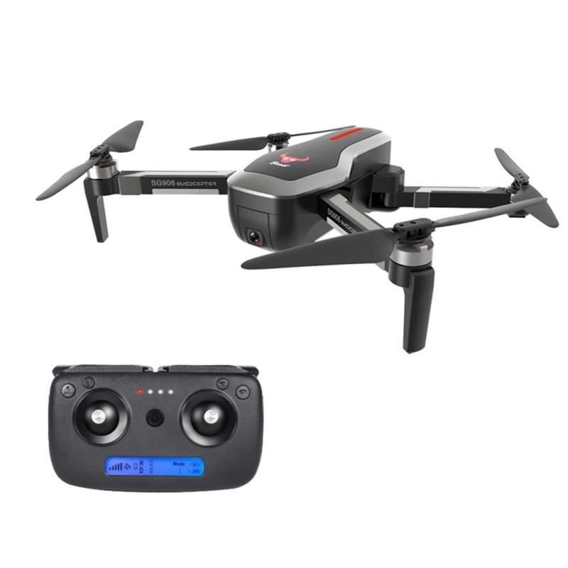 ZLRC bestia SG906 GPS 5G WIFI FPV con 4K Cámara transparente sin escobillas Selfie helicóptero plegable RC Drone quadcopter RTF