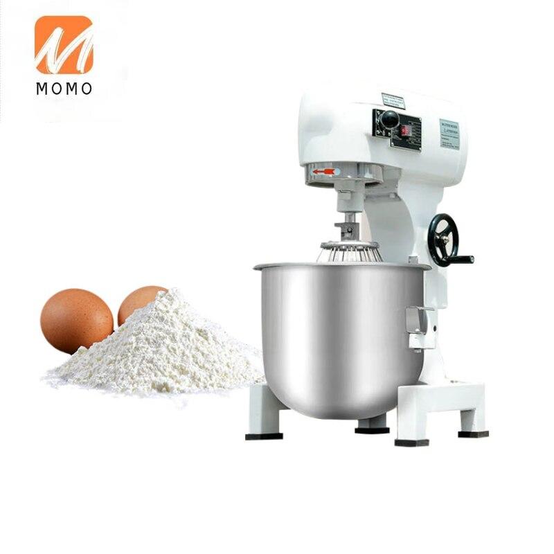 التلقائي العجن التجارية الكهربائية كعكة خلاط خلاطات الطعام مع وعاء سعة 10L-30L