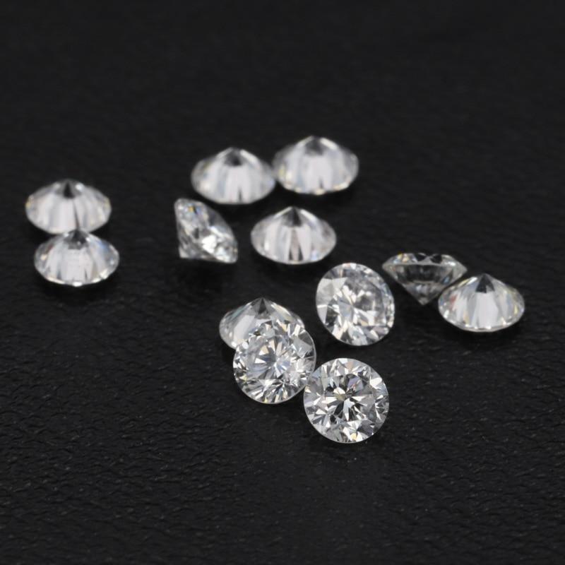 Starszuan 2.3 مللي متر HTHP مختبر نمت الماس 30 قطعة/الحقيبة أفضل سعر لالأزياء والمجوهرات صنع
