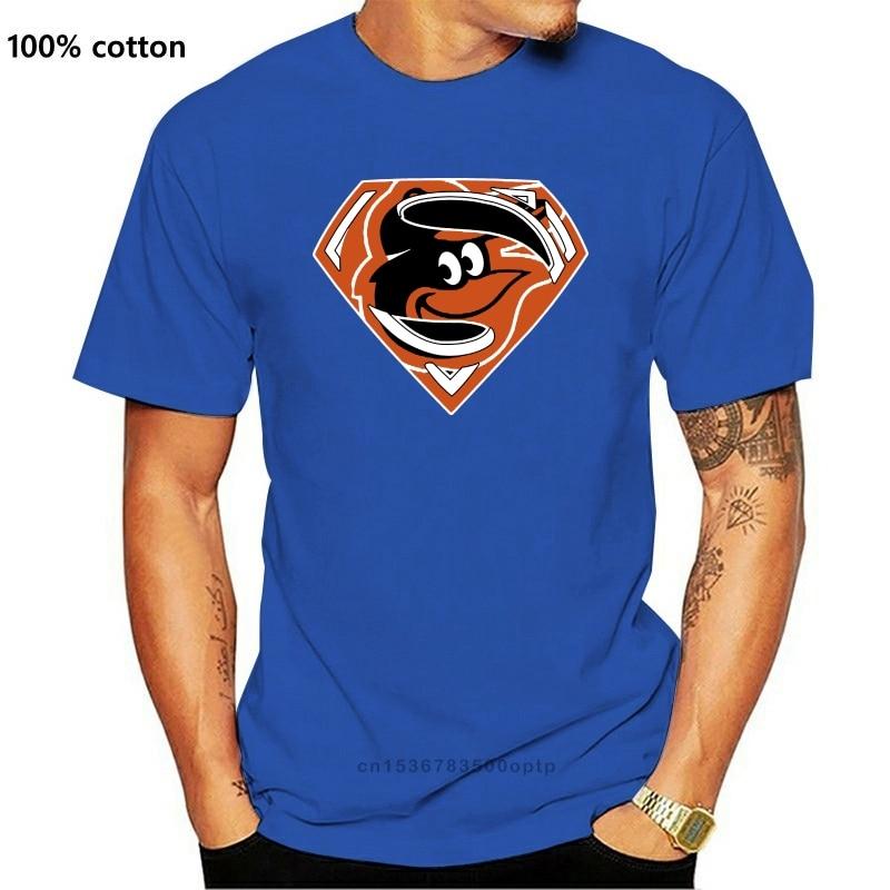 T-shirt Super Orioles pour homme, haut à capuche, cool, imprimé