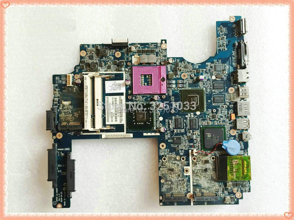 480365-001 LA-4082P ل HP DV7 اللوحة المحمول G96-630-A1 dv7-1016nr dv7-1183cl دفتر 100% اختبار العامل