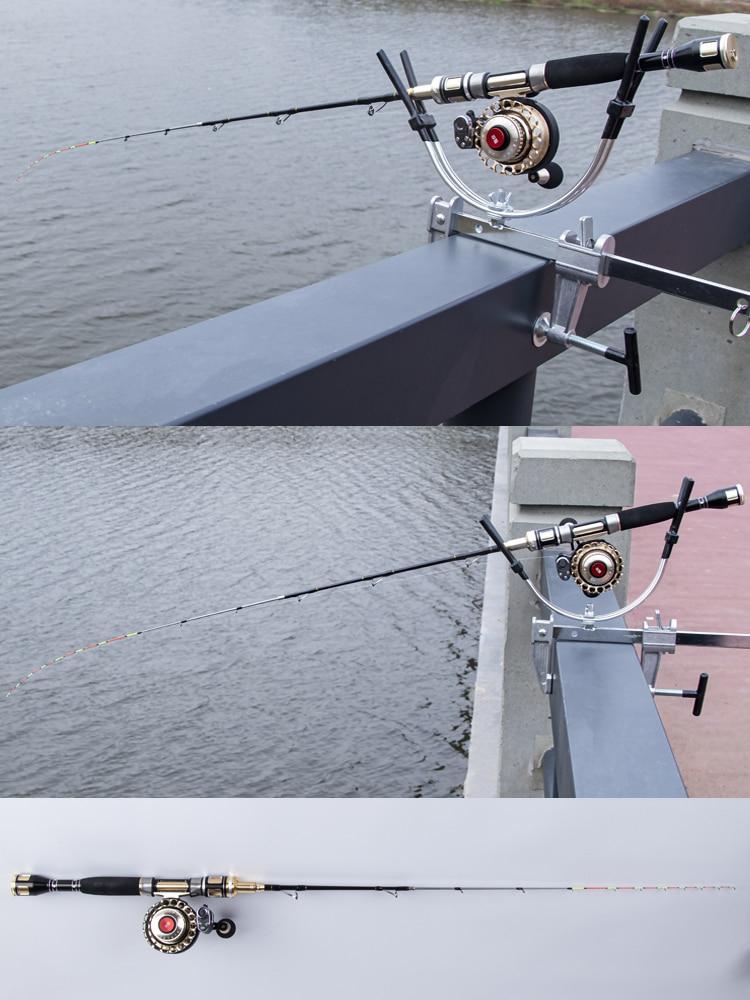 Telescopic Fishing Rod Carbon Fiber Ultralight Spinning Reel Hand Pole Fishing Rod Deep Sea Canna Da Pesca Fishing Gear DG50TZ enlarge