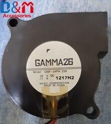 1Pcs usado Original Fã MX4100 1217H2 para Sharp 4128 5148 2600 2601 3100 5001 FÃ