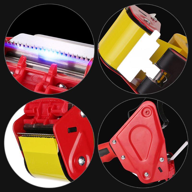 Heavy Duty Tape Dispenser Sealing Packaging Parcel Cutter Machine Manual Packing Tool M5TE