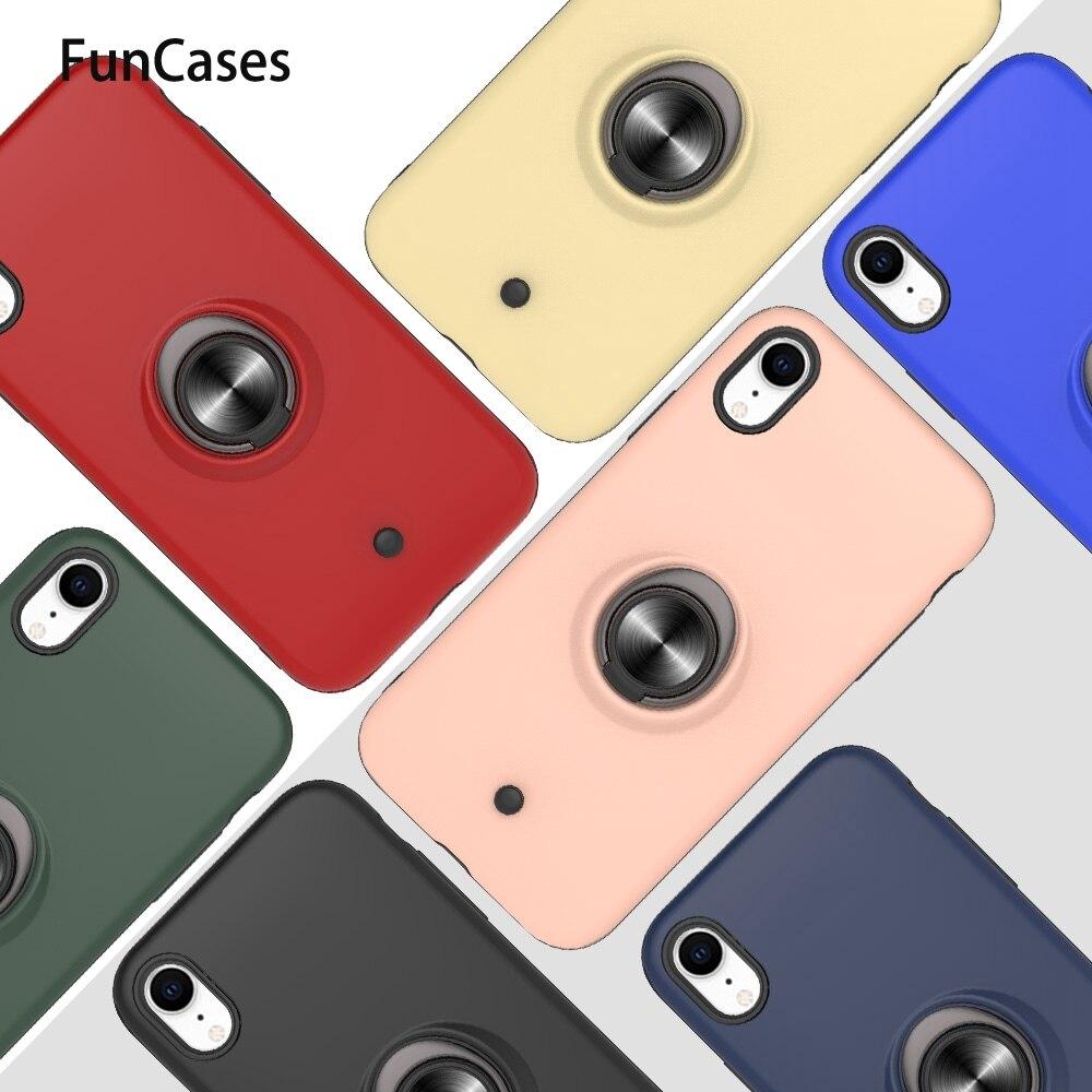 Bolsa para celular caso iphone xr titular do carro magnético coque positivo sfor apple iphone capa xr 6.1 polegada silicone macio caso