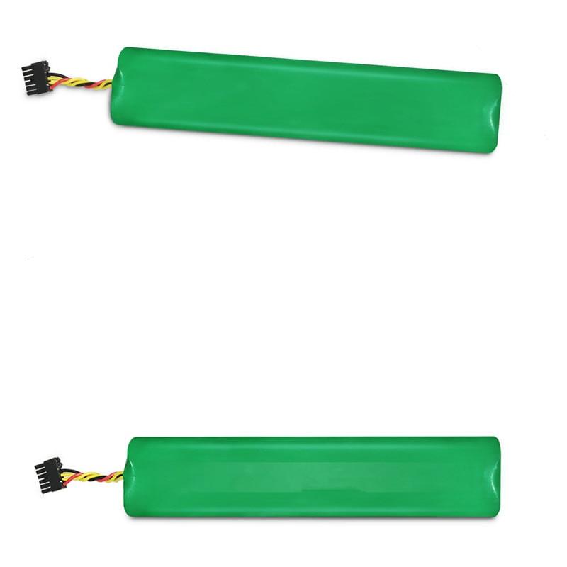 2 pçs/lote 12V Rechargebable 4.5Ah 4500mAh Bateria Para Neato 70E 80 85 D75 D80 D85 Aspirador Ni-MH frete grátis venda quente