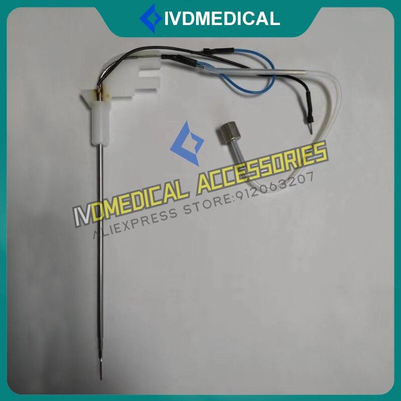 Dirui CS-T240 CS-T300 CS-T400 CS-T600 CS-T800 CS-T1200 Biochemical Instrument Analyzer Sampler Sample Needle Probe Needle