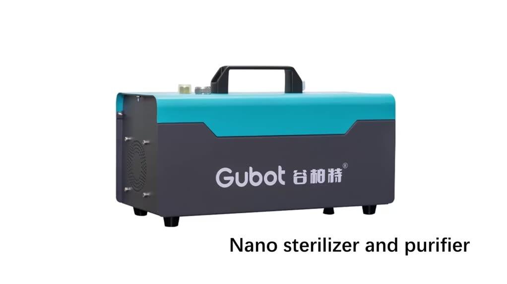 ozone generator automatic air dryer sterilizing nano spray machine