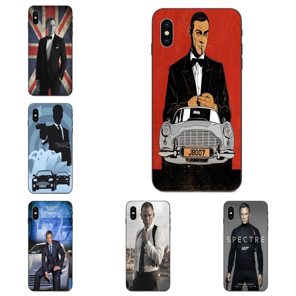 Soft Cute Skin Casino Royale 007 James Bond For Huawei nova 2 2S 3i 4 4e 5i Y3 Y5 II Y6 Y7 Y9 Lite Plus Prime Pro 2017 2018 2019