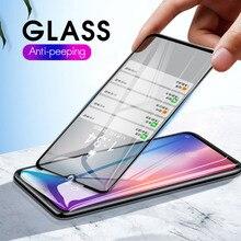 Full Cover Privacy Anti-Spy Tempered Glass For Xiaomi Mi 9 SE 9T Pro 8 Lite Mi A3 A2 Redmi 7 K20 Pro Note 7 Pro Screen Protector