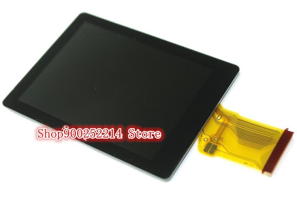 Novo display lcd de tela para sony DSC-HX200V hx200v a77 a65 a57 hx200 câmera digital reparação parte + vidro