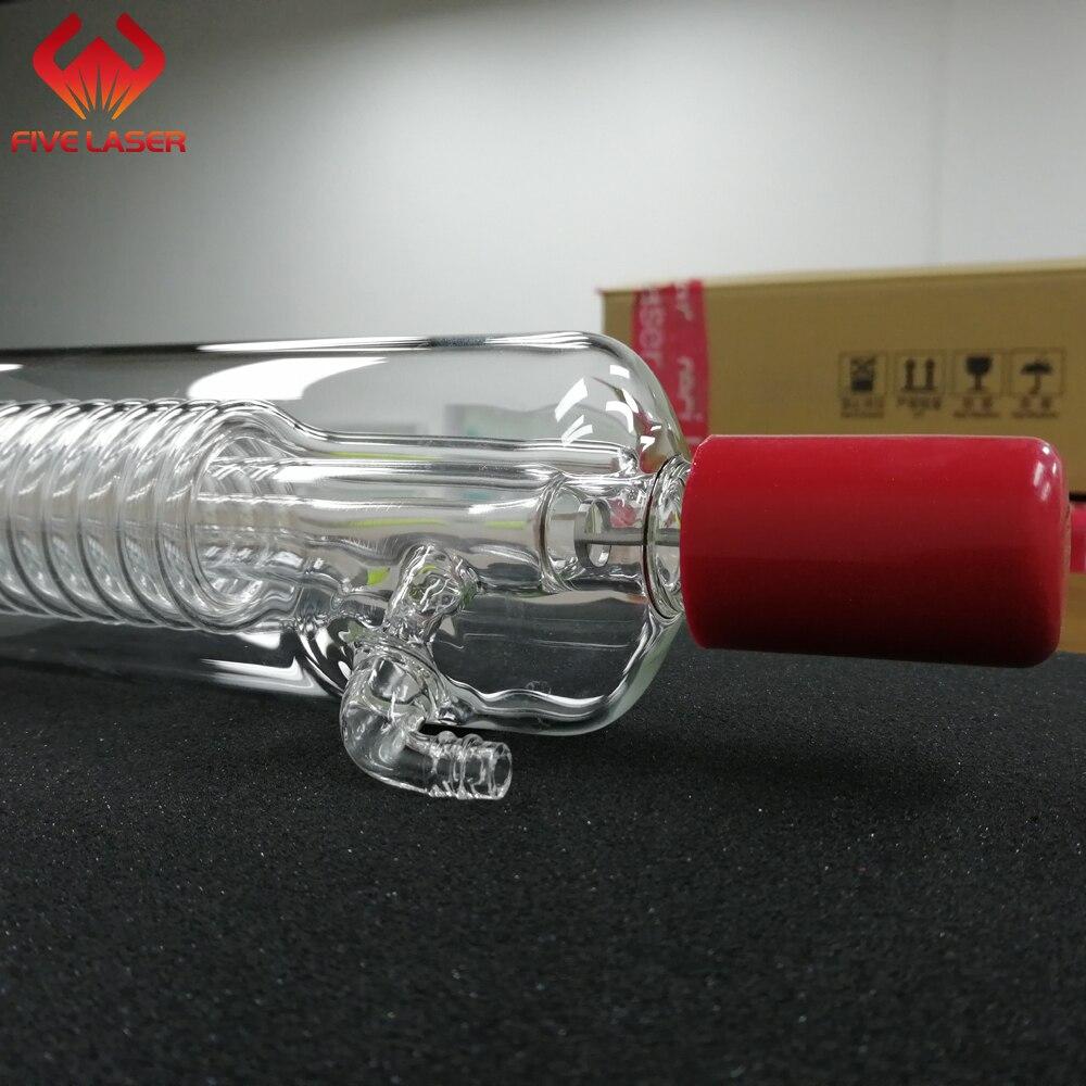 أنبوب ريكي ليزر CO2 T2 مصباح ليزر 90 واط ~ 100 واط نموذج جديد رخيص لقطع الليزر