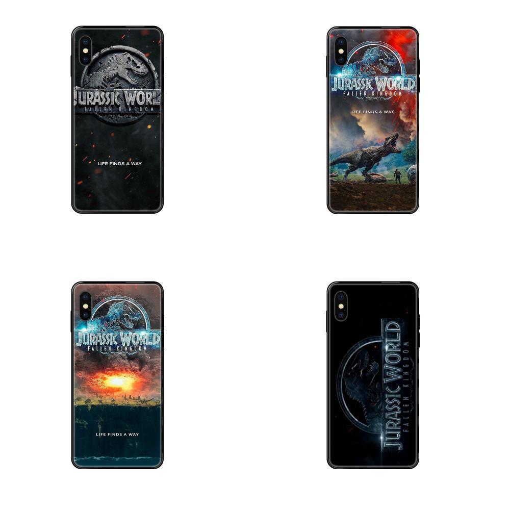 TPU Screen Protector For Huawei Honor 6A 7A 7X 8C 8X 9 9A 9I 9X 10 10I 20 20I 20S Lite Pro 2018 Jurassic World Fallen Kingdom