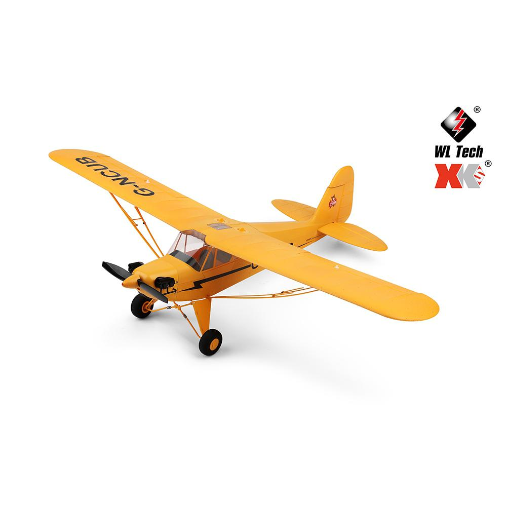 WLtoys XK A160 Rc Airplane 6G 7.4v High-Performance 1406 Brushless Motor Plane Remote Radio Controlled Aircraft RC Drone enlarge