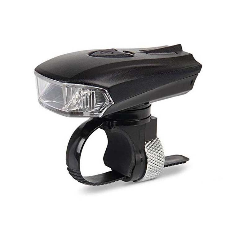 Linterna frontal inteligente de inducción USB, de 500 lúmenes para bicicleta de montaña, luz LED trasera, accesorios para ciclismo