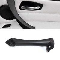 car interior handle car door handle cover inner door armrest panel pull trim cover left right for bmw 3 series bmw e90 320