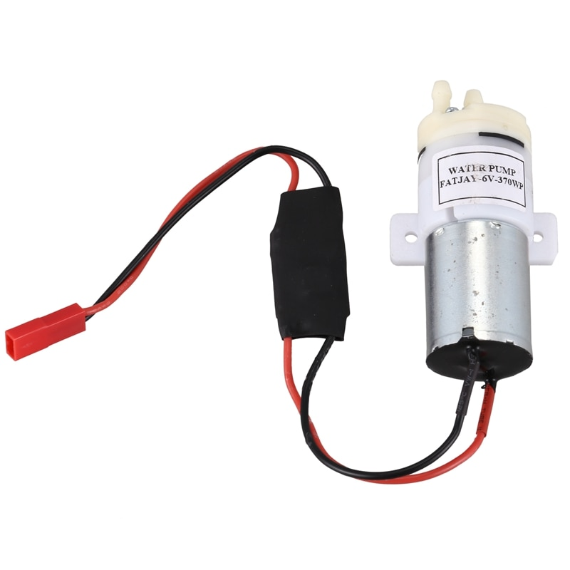 3-6V 370 Water Cooling Pump 72mm RC Water Pump Replacement Accessory Part for RC Model Car/Boat Motor and ESC enlarge