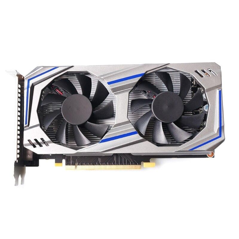 بطاقة رسومات X3UA للألعاب لـ NVIDIA GTX 550 Ti GDRR5 PCI-E2.0 192 بت ث/HDMI/VGA/DVI