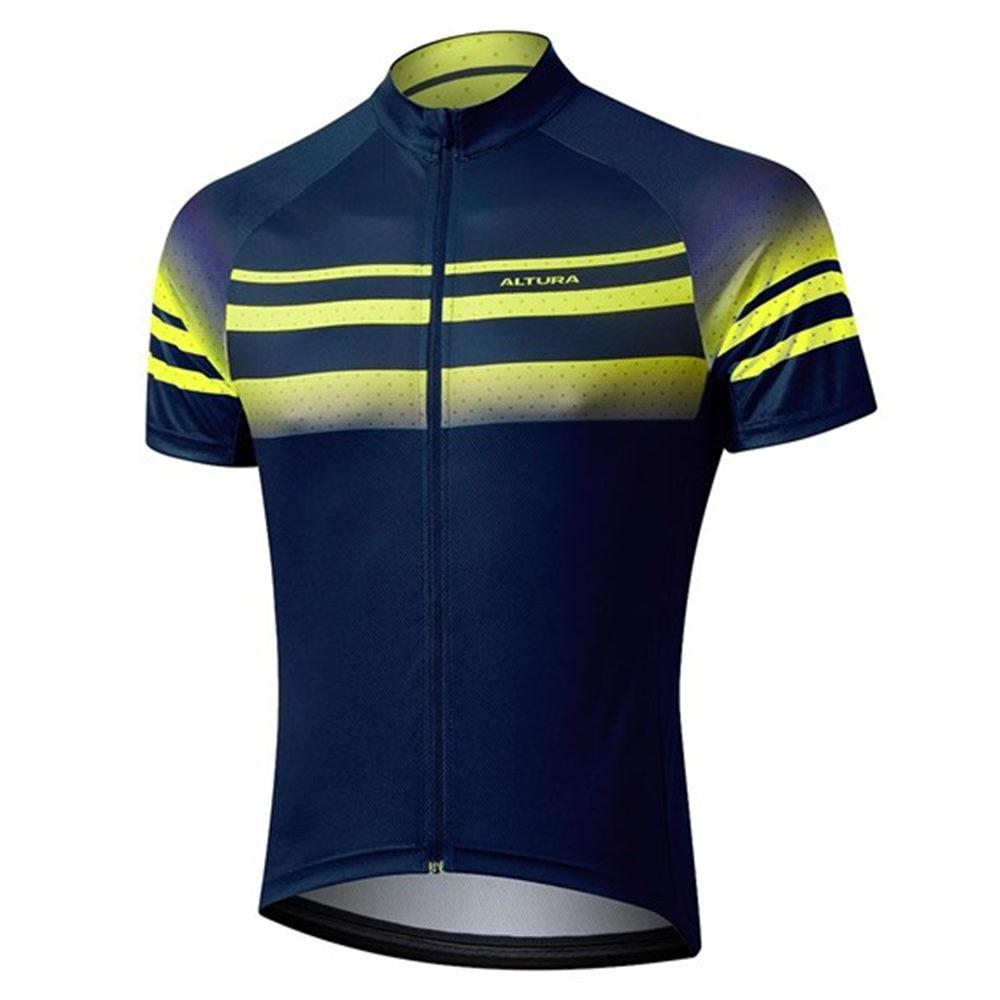Jersey de ciclismo PRO TEAM para hombre, camiseta de manga corta de...