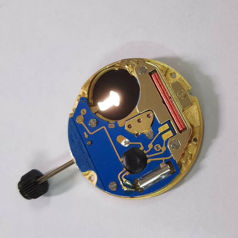 ساعة تقويمية عالية الجودة 3 ساعة حركة لأدوات إصلاح ETA 955.412