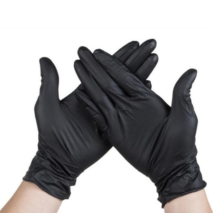 25 PIÈCES Anti-corrosion En Caoutchouc Nitrile Gants Chambre Noire Photo Argentique En Traitement