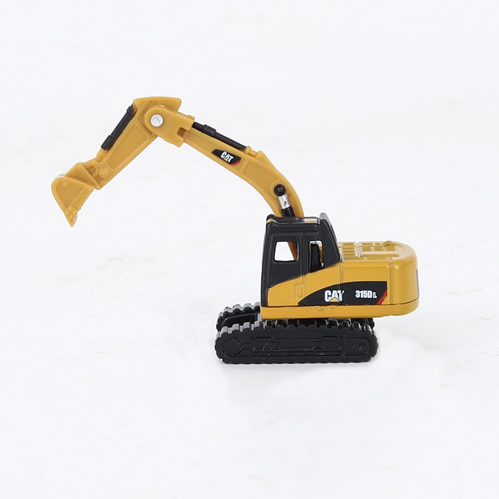 AliExpress - N Scale Train Accessories 1:160 Mode Miniature Excavator Project Car  For Railway Building Scenery Layout Toys Architecture