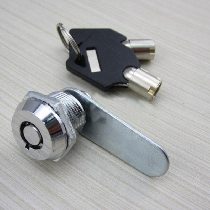 Con 2 llaves cilindro de cajón NAS abridor de puerta control de acceso columpio accionamiento de puerta cerradura de alambre de casa