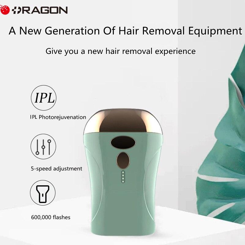 Permanent IPL Laser Hair Removal Machine Epilator Laser Depilation Electric Professional Photoepilat