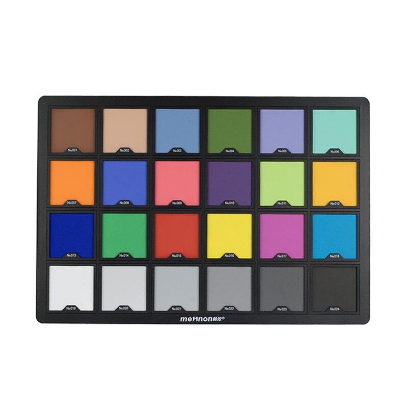 مخطط مدقق اللون أو استخدامه كأداة معايرة اللون من قبل المصورين في كل من التصوير الفوتوغرافي التقليدي والرقمي