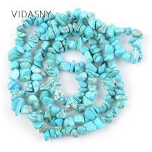 Perles en pierre naturelle irrégulière vertes irrégulières pour la fabrication de bijoux, perles en forme libre collier à faire soi-même, 3-5-8-12mm, Bracelet 16