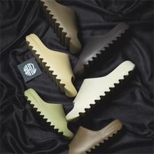 Summer Slippers 2021 Women Soft Bottom Sandals EVA Flip-Flops Trendy Unisex Slides Beach Shoes Indoo