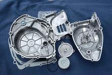 GN250 боковые крышки двигателя мотоцикла из алюминиевого сплава